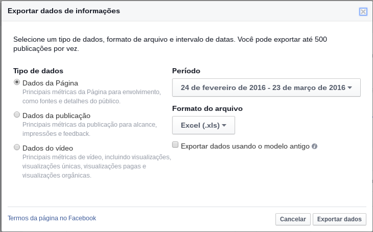 facebook_insights_exportar