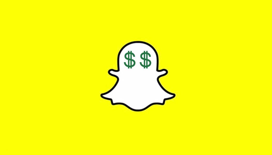 Mídia paga no Snapchat